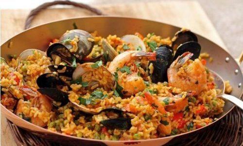 Andalucia Food